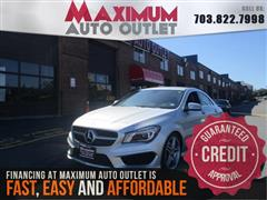 2014 MERCEDES-BENZ CLA-CLASS CLA-250 Sport Package