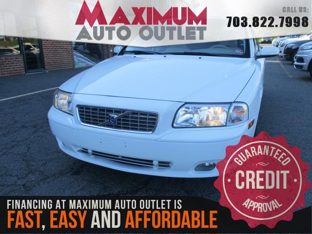 2005 VOLVO S80 2.5T FWD