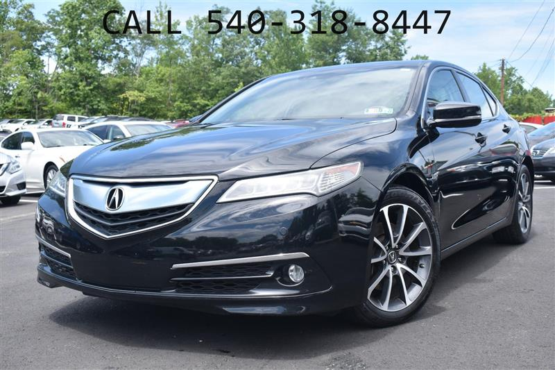 2015 ACURA TLX SH-AWD V6 ADVANCE