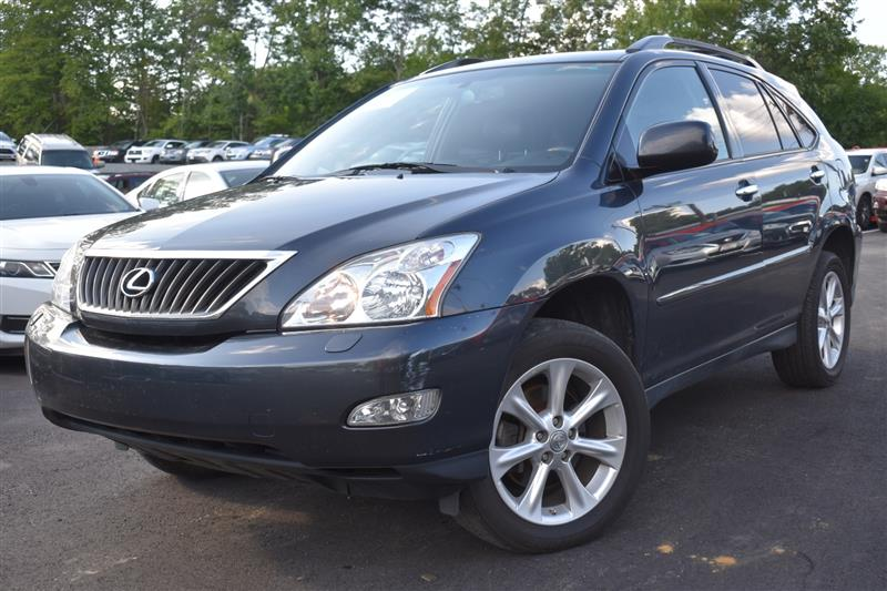 2009 LEXUS RX 350 AWD w/Navigation System and Rear Camera