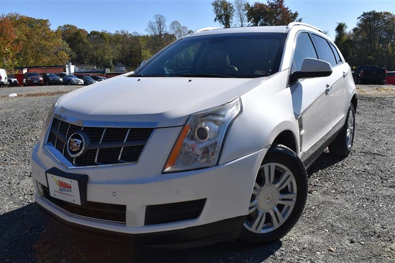 2012 CADILLAC SRX PREMIUM COLLECTION 4WD