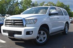 2011 TOYOTA SEQUOIA Limited-NAV--DVD