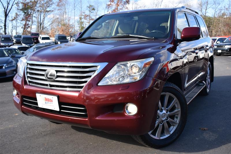 2008 LEXUS LX 570 NAVIAGTION/ FRONT/REAR/SIDE CAMERA ****