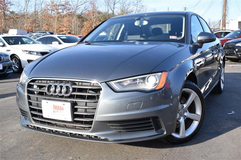 2015 AUDI A3 2.0T w/ Panoramic Sunroof