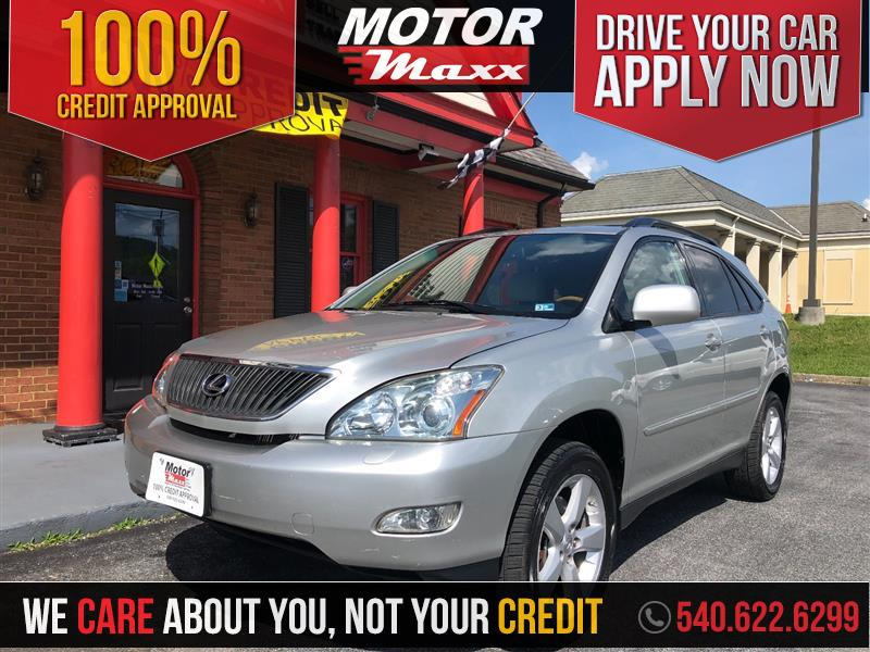 2007 LEXUS RX 350 Awd w/ Premium Package