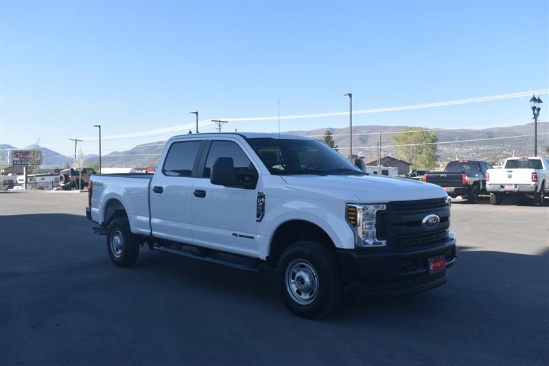 2018 FORD SUPER DUTY F-250 SRW SUPER DUTY