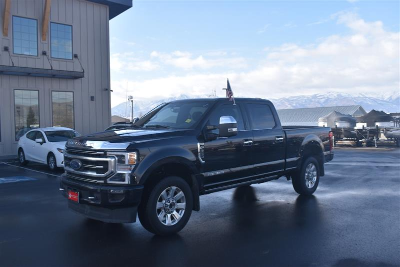 2020 FORD SUPER DUTY F-350 SRW Platinum