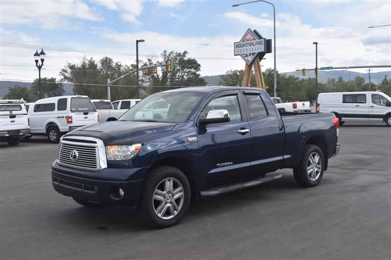 2013 TOYOTA TUNDRA 4WD TRUCK LIMITED EDTITION