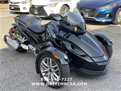 2016 CAN-AM SPYDER 990