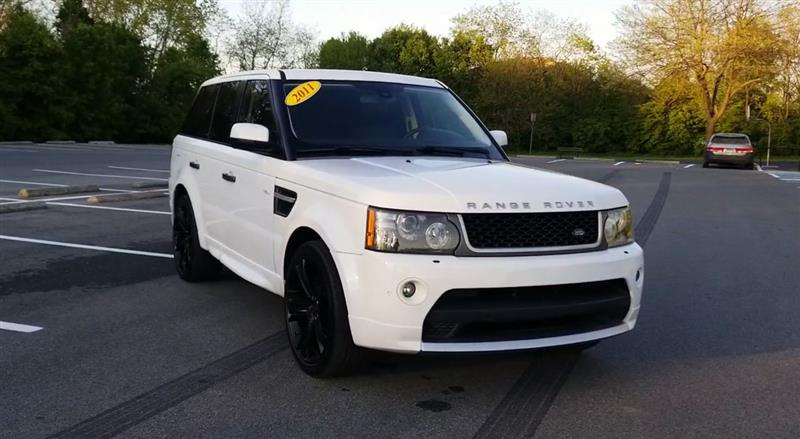 2011 LAND ROVER RANGE ROVER SPORT 4WD 4dr HSE GT Limited Edition