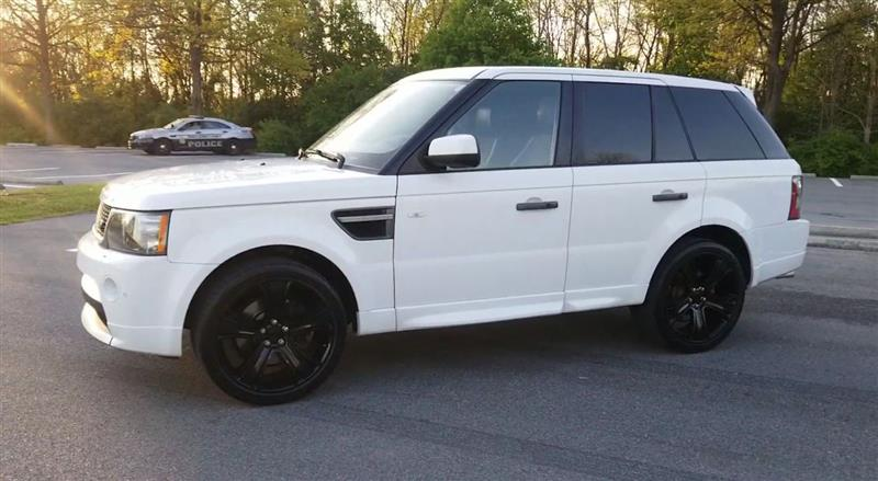 Land Rover Allentown >> 2011 LAND ROVER RANGE ROVER SPORT 4WD 4dr HSE GT Limited ...