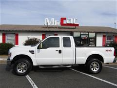 2008 FORD SUPER DUTY F-250 SRW XLT