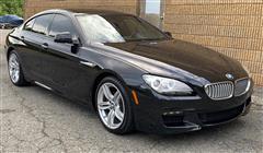 2013 BMW 6 SERIES 650i xDrive