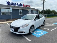2016 DODGE DART Limited