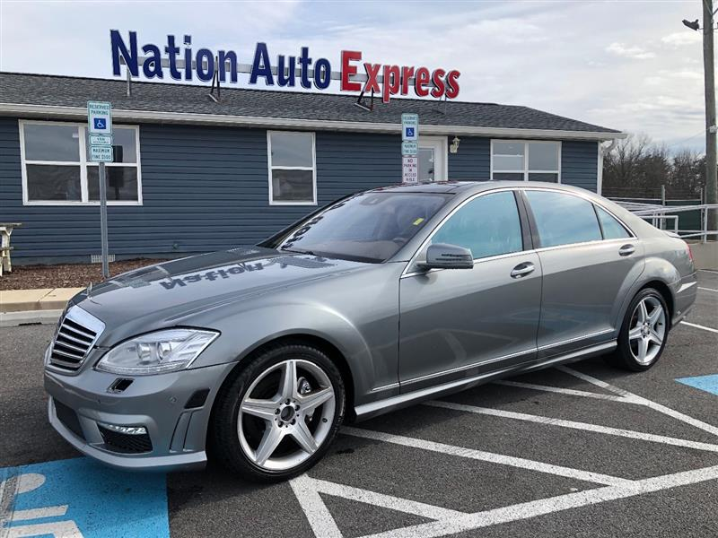 2010 MERCEDES-BENZ S-CLASS S 550 4MATIC w/ Premium Package