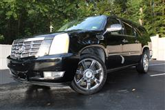 2007 CADILLAC ESCALADE ESV LUXURY W/NAVIGATION & DVD