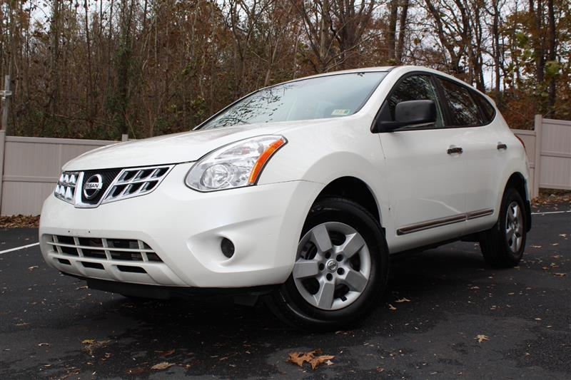 2013 Nissan Rogue S Fredericksburg Virginia Nation