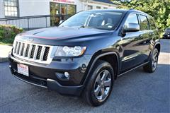 2013 JEEP GRAND CHEROKEE Laredo Trailhawk