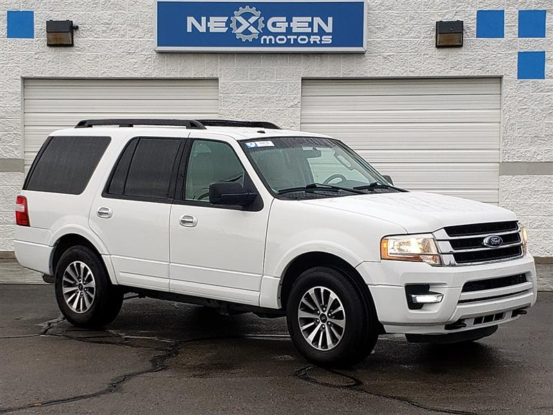 2016 FORD EXPEDITION LIMITED 4WD with DVD