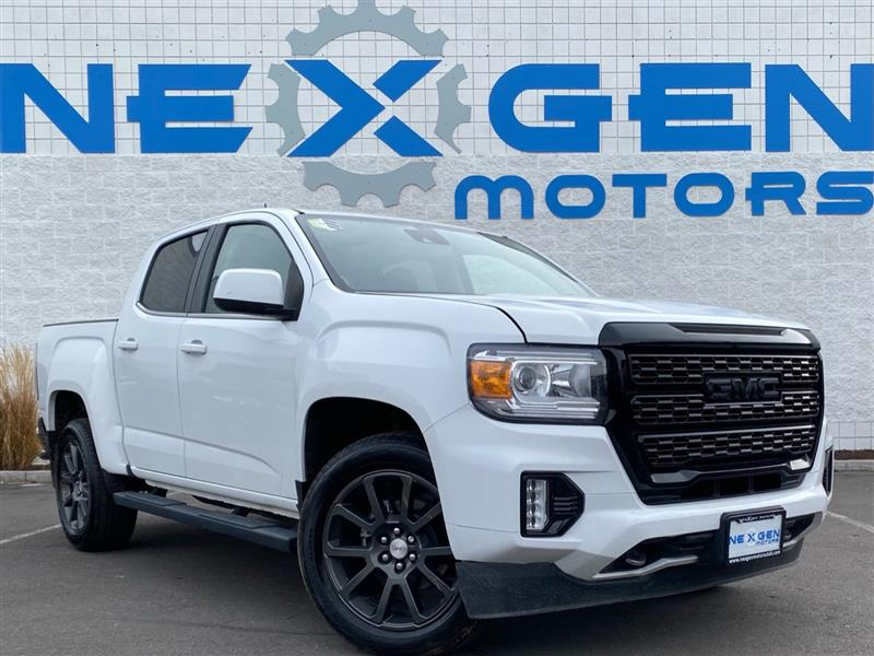 2021 GMC CANYON 4WD Denali
