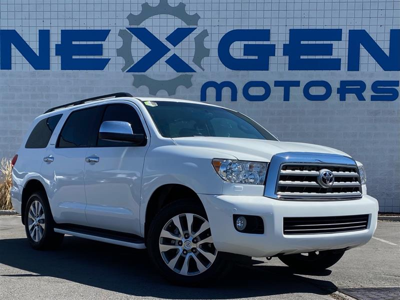 2015 TOYOTA SEQUOIA Limited