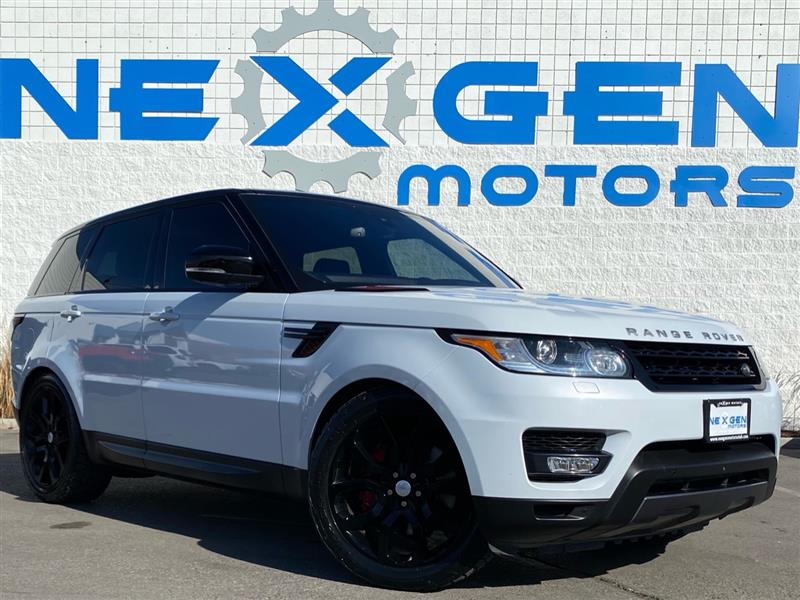 2016 LAND ROVER RANGE ROVER SPORT Sport Supercharged