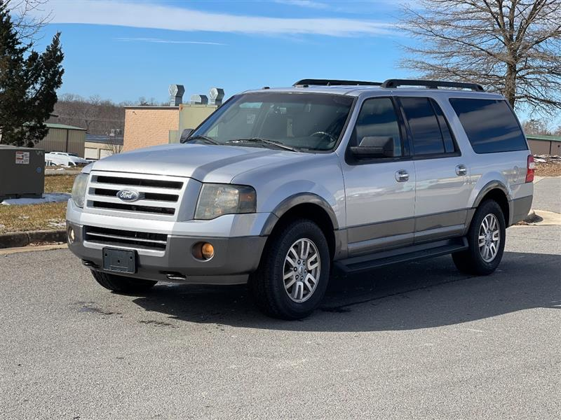 2011 FORD EXPEDITION EL EL XLT W/LEATHER