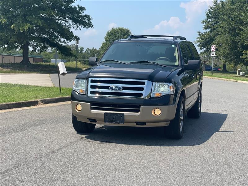 2012 FORD EXPEDITION Limited w Nav - DVD - 3rd Row