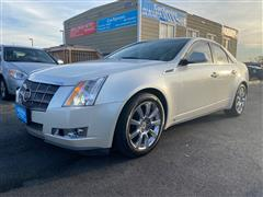 2008 CADILLAC CTS Panoramic Roof