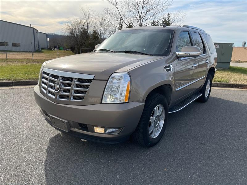 2007 CADILLAC ESCALADE AWD LUXURY EDITION