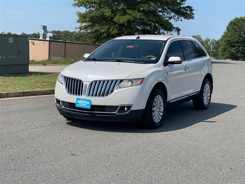 2014 LINCOLN MKX AWD w/ Limited Package