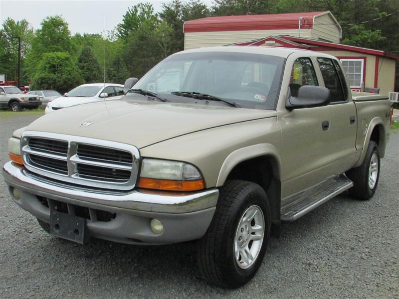 2003 DODGE DAKOTA SLT
