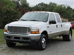2001 FORD SUPER DUTY F-350 DRW LARIAT DUALLY DIESEL