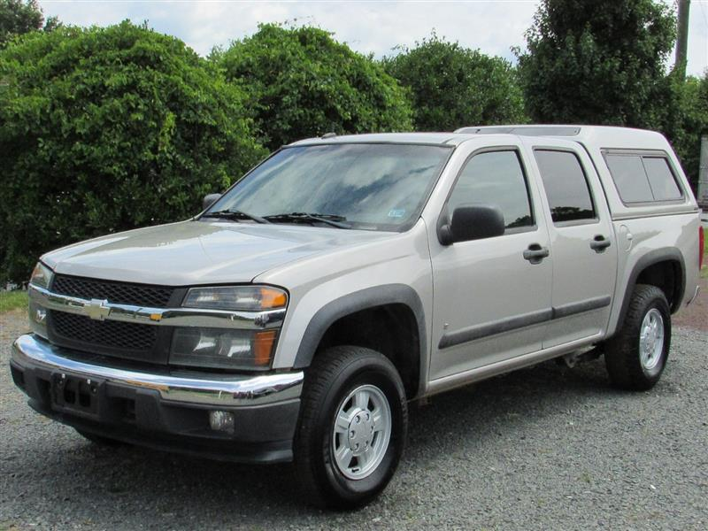 2008 CHEVROLET COLORADO LT w/1LT