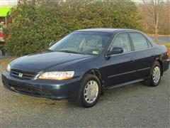 2002 HONDA ACCORD SDN LX