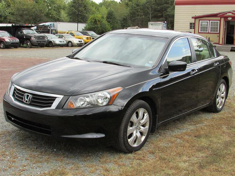 2009 HONDA ACCORD SDN EX-L