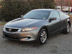 2009 HONDA ACCORD CPE EX-L