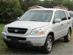 2004 HONDA PILOT EX