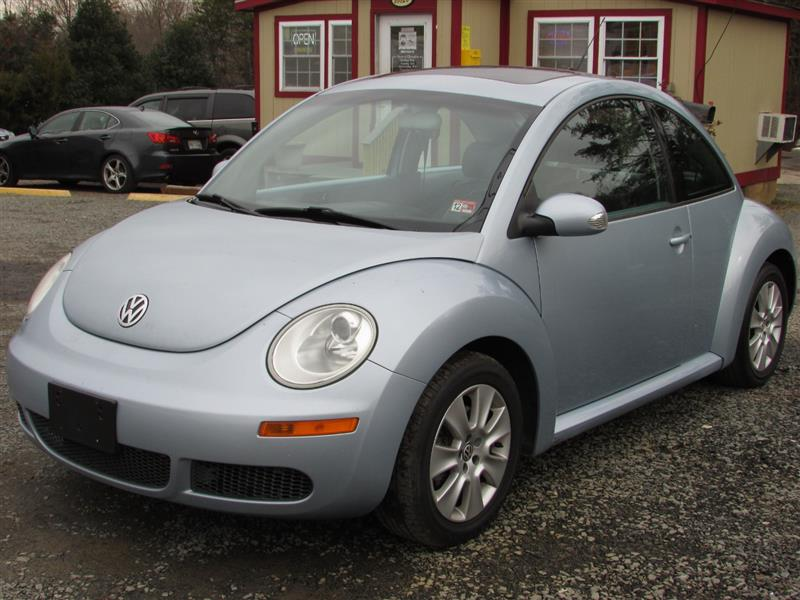 2009 VOLKSWAGEN NEW BEETLE COUPE S