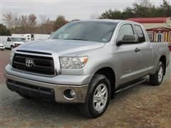 2011 TOYOTA TUNDRA 4WD TRUCK Double Cab 4WD