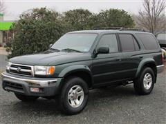 2000 TOYOTA 4RUNNER SR5