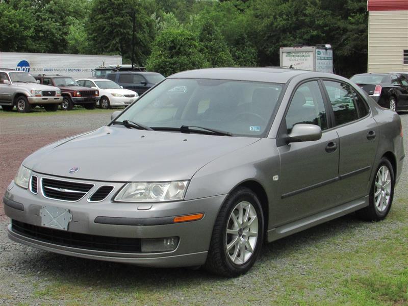 2003 SAAB 9-3 Arc Sedan