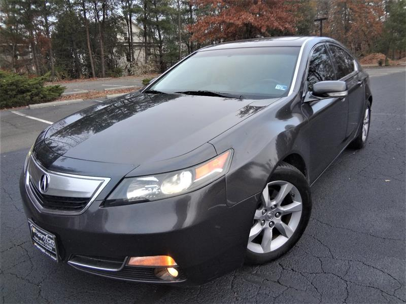 2012 ACURA TL Tech Package with Navigation