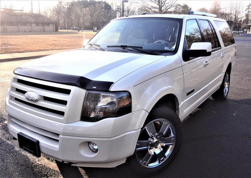 2008 FORD EXPEDITION EL 4X4 LIMITED
