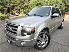 2008 FORD EXPEDITION EL LIMITED 4WD WITH NAVI/DVD