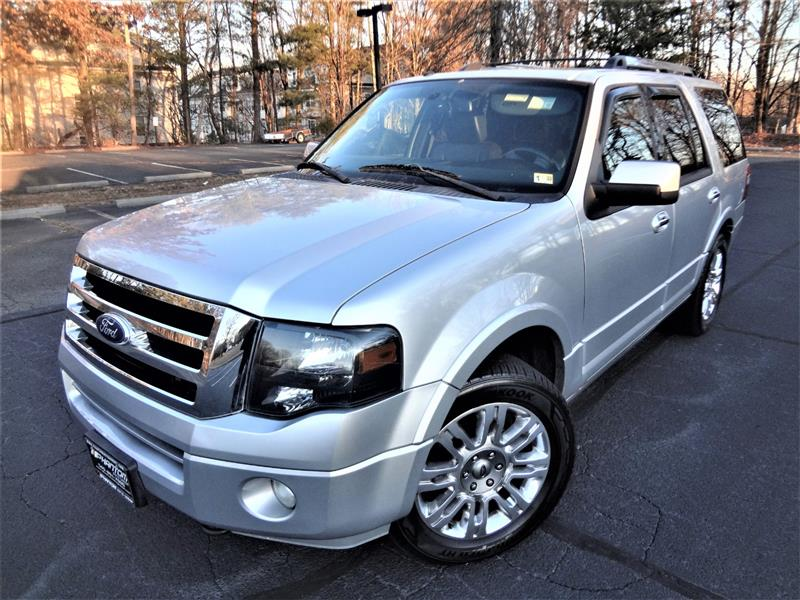 2011 FORD EXPEDITION LIMITED 4WD with DVD
