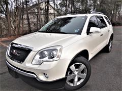 2009 GMC ACADIA SLT2 AWD w/NAV/REAR ENTERTAINMENT PKG