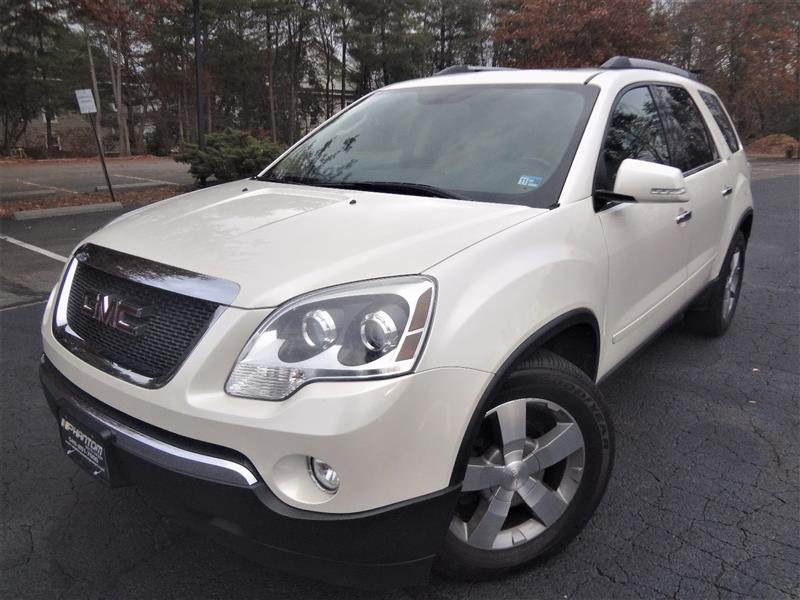 2012 GMC ACADIA SLT2 AWD w/NAV/REAR ENTERTAINMENT PKG