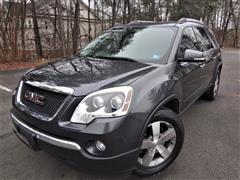 2011 GMC ACADIA SLT2 AWD w/NAV/REAR ENTERTAINMENT PKG