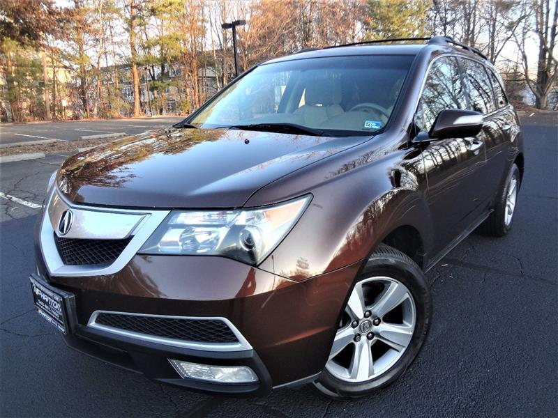 2010 ACURA MDX AWD w/Technology-Entertainment package